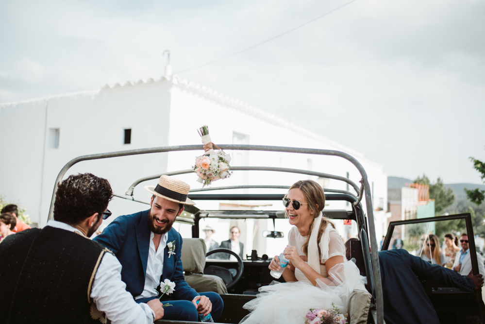 Destination wedding in Ibiza