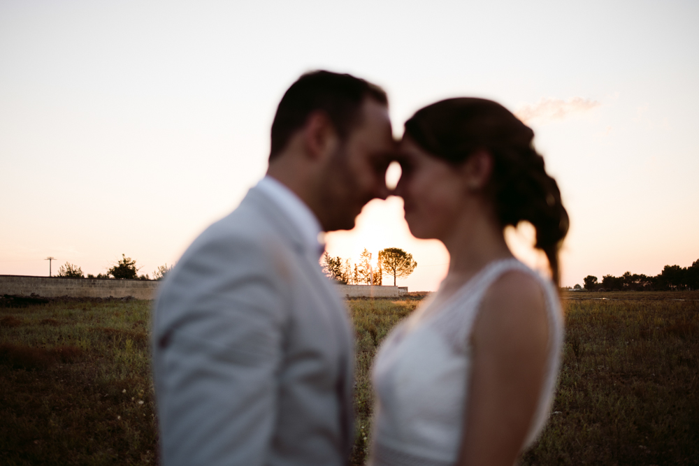Puglia destination wedding in Masseria