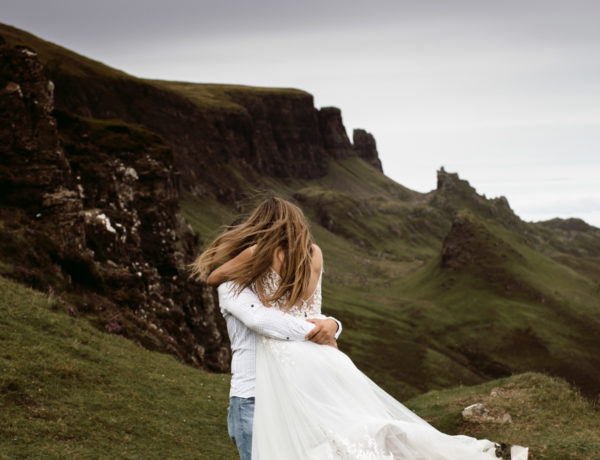 couple session in Isle of Skye, Scotland