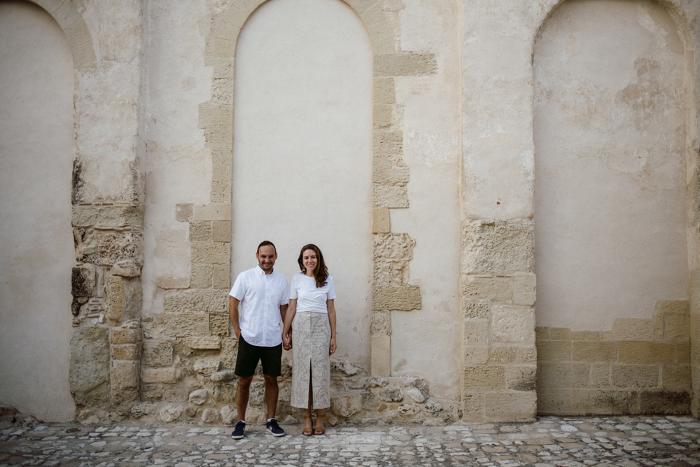 Engagement session photographer Otranto