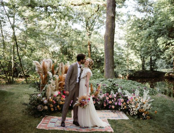 relaxed wedding castello di paderna