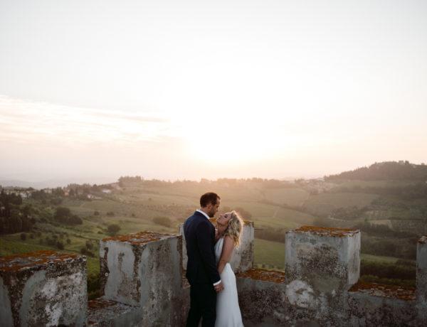 dutch destination wedding in Tuscany