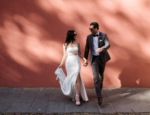 elopement in Portofino